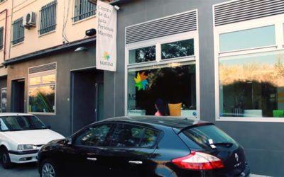 Centro de día en Madrid