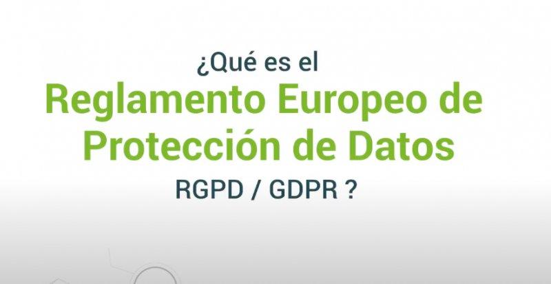 ¿Qué es el RGPD?
