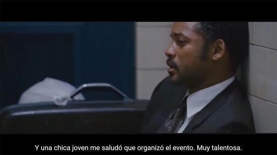 Vídeo motivacional de Will Smith